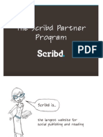 The Scribd Partner Program