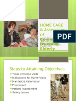 HOME CARE Elderly Ila