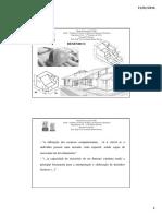 Desenho Técnico I - Aula 02 - Introdução à Geometria Descritiva.