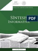 GradoCeroPress Portada Primeras Planas 21 Abril