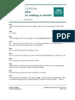 Are computers making us dumb.pdf