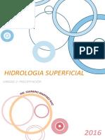 Hidrologia Superficial Unidad 2