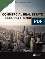 2016 Commercial Lending Trends Survey