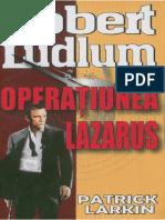 Robert Ludlum Operațiunea Lazarus