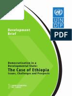 Democratization in a Developmental State