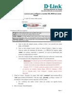 DSL-500G Modo Router
