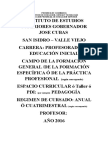 Estructura Basica Proyectos Aulicos