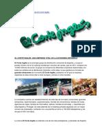 El Corte Inglés Una Empresa Vital en La Economia Española