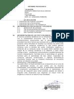 Modelo Informe Psicologico Prisma