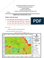 Responsi Geokomp 2012
