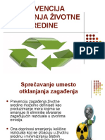 Nemanja Đorđević - Prevencija Zagađenja Životne Sredine