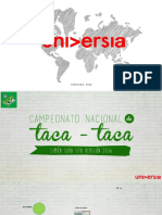 Presentación  5to Campeonato Nacional 2016