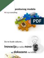 Inovacija Poslovnog Modela Materijali