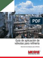 Guia de Aplicacion de Valvulas Para Refinerias