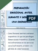 Preparacion Emocional Antes Durante y Despues de Una Emergencia