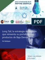 Reinvente su portafolio con productos de baja demanda - Erick Rodríguez