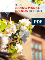 2016 Spring Market Trends Report from RE/MAX