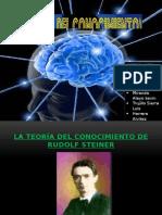 Teoria Del Conocimiento de Rudolf Steiner