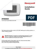 Honeywell RTH8500 Installation Guide.pdf