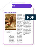 lifespan newsletter with no white page