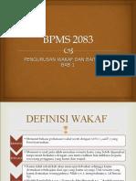 Pengenalan Wakaf
