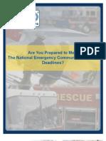 Public Safety Interoperability