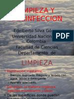 01 Limpieza Desinfección