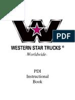 PDI Instructional Book Spanish