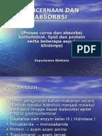 BIOKIMIA-Pencernaan Dan Absorpsi (1)