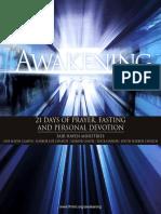 Awakening Devos