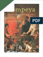 Libro Pompeya Beard-M - Armauirumque