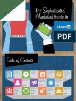 Linkedin Sophisticated Guide 011614