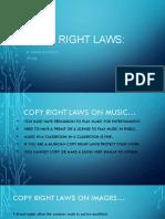 copy right laws