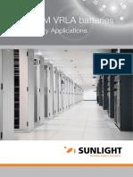 En SUNLIGHT Reserve Power Batteries VRLA SPB Sales Web1