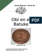 Obi en El Batuke