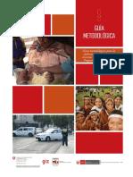 MODELO 6. X Guia Metodologica MEF Para Elaboracion de Listado de Insumos de Los Productos de Los Programas Presupuestales 154287450_031