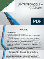Antropología Cultura