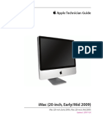 IMac20 Early Mid2009 Technician Guide