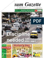 Platinum Gazette 7 May