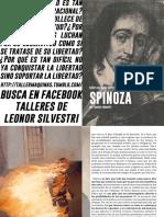 Fanzine del taller de Spinoza