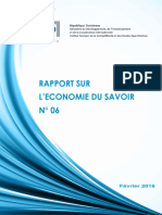 Economie Savoir Fusion 2016