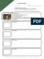 Kakapo Rescue Discussion Guide