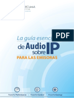 Guia de Audio Ip