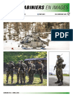 Les Carabiniers en images - CR2 Avril 2016