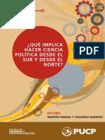 Qué implica hacer ciencia política desde el Sur y desde el Norte
