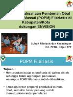 Evaluasi POPM Di 50 Kab_kota Dukungan Envision, April 8 2015