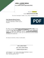 Acta de Convenio Municipio - Finanzas