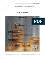 Guia de Finanzas