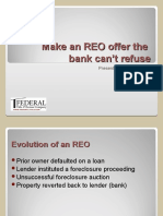 REO Properties, Property Tax Appeal and MD Withholding Tax