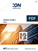 Halcon 12.0 Solution Guide i